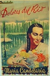 Caratula, cartel, poster o portada de María Candelaria (Xochimilco)