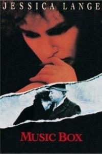 Caratula, cartel, poster o portada de La caja de música