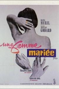 Caratula, cartel, poster o portada de Una mujer casada