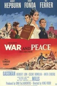 Caratula, cartel, poster o portada de Guerra y paz