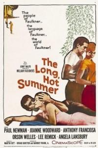 Caratula, cartel, poster o portada de El largo y cálido verano