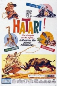 Caratula, cartel, poster o portada de Hatari