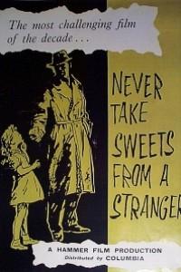 Caratula, cartel, poster o portada de Nunca aceptes dulces de un extraño
