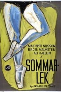 Caratula, cartel, poster o portada de Juegos de verano