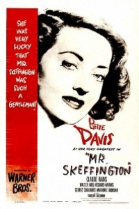 Caratula, cartel, poster o portada de El señor Skeffington