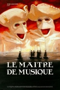 Caratula, cartel, poster o portada de El maestro de música