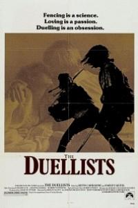 Caratula, cartel, poster o portada de Los duelistas