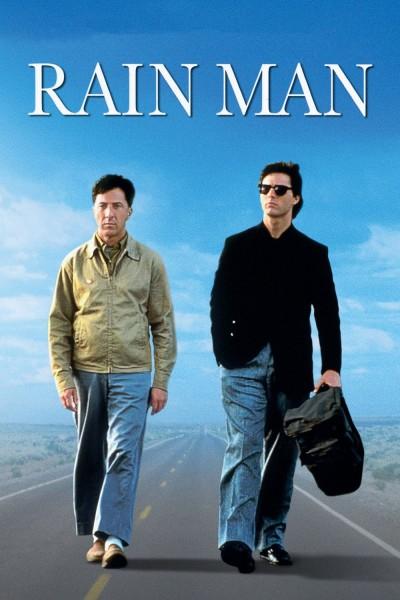 Caratula, cartel, poster o portada de Rain Man