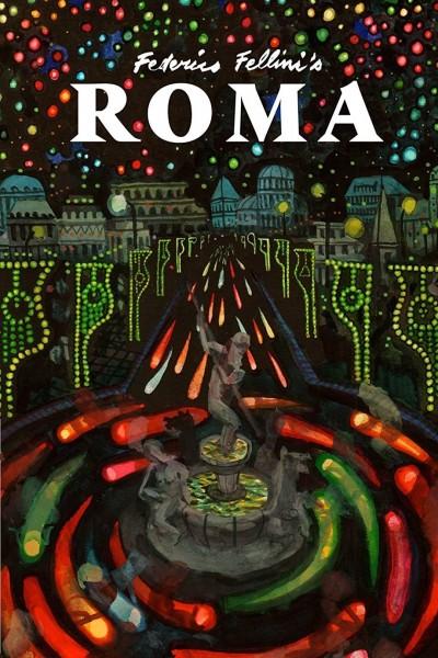 Caratula, cartel, poster o portada de Roma