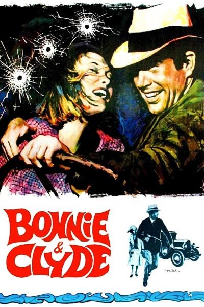 Caratula, cartel, poster o portada de Bonnie y Clyde