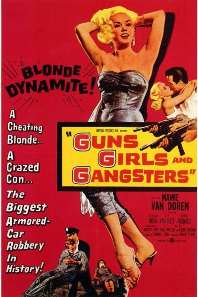 Caratula, cartel, poster o portada de Guns, Girls, and Gangsters
