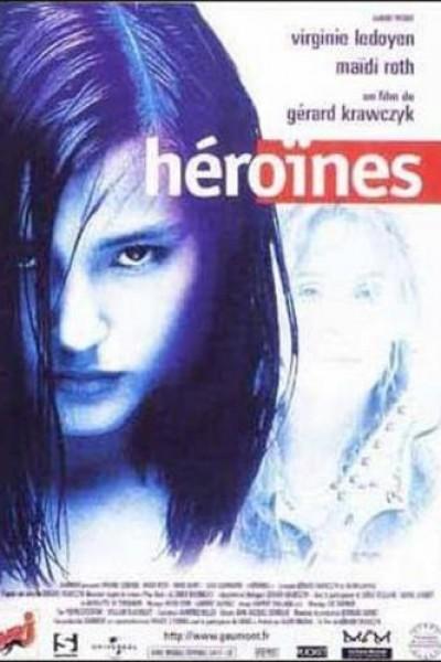 Caratula, cartel, poster o portada de Heroínas