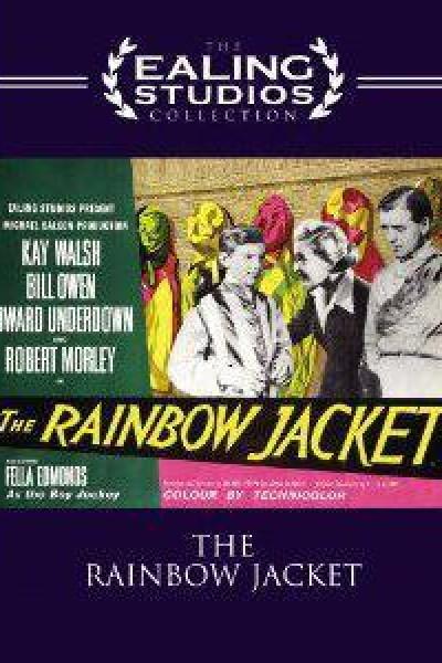 Caratula, cartel, poster o portada de The Rainbow Jacket