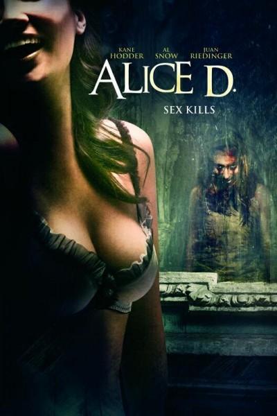 Caratula, cartel, poster o portada de Alice D