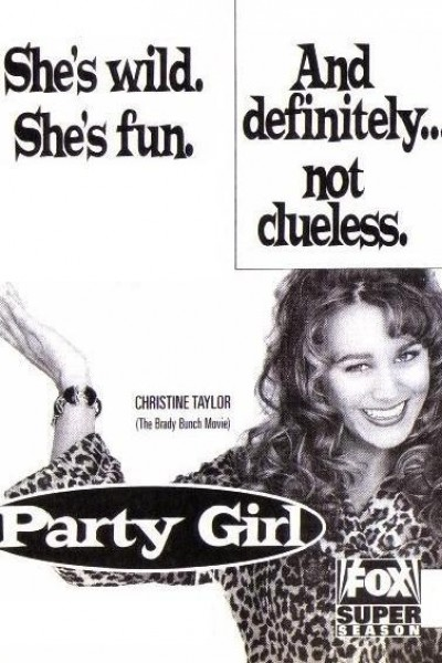 Caratula, cartel, poster o portada de Party Girl