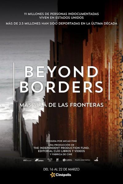 Caratula, cartel, poster o portada de Beyond Borders