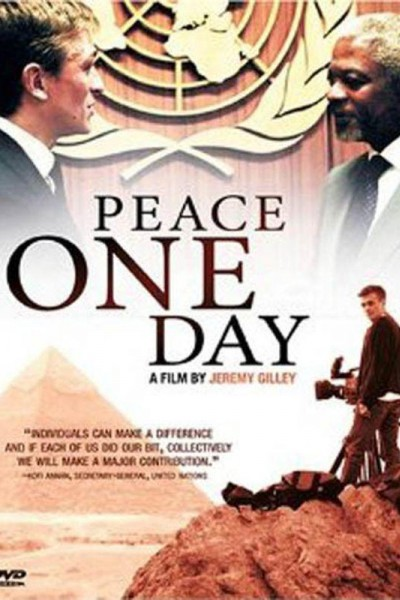 Caratula, cartel, poster o portada de Peace one day