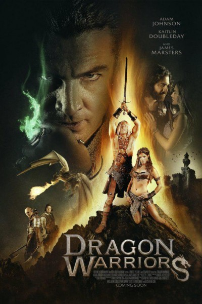 Caratula, cartel, poster o portada de Dragon Warriors