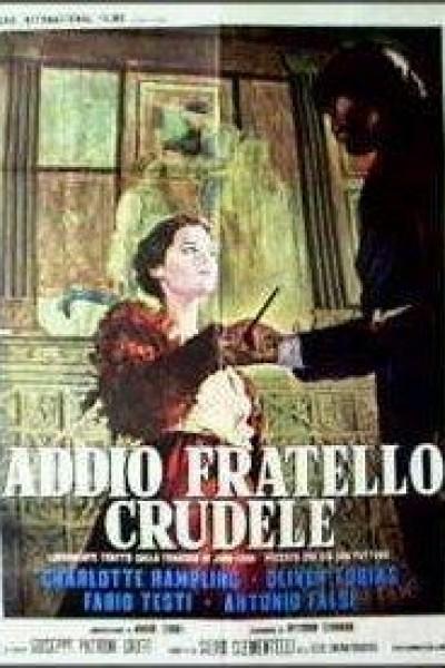 Caratula, cartel, poster o portada de Adiós, hermano cruel