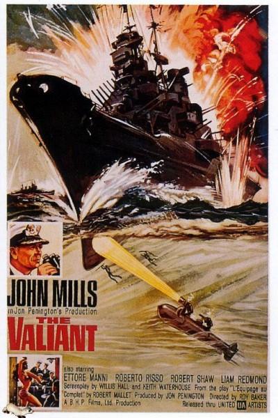 Caratula, cartel, poster o portada de The Valiant