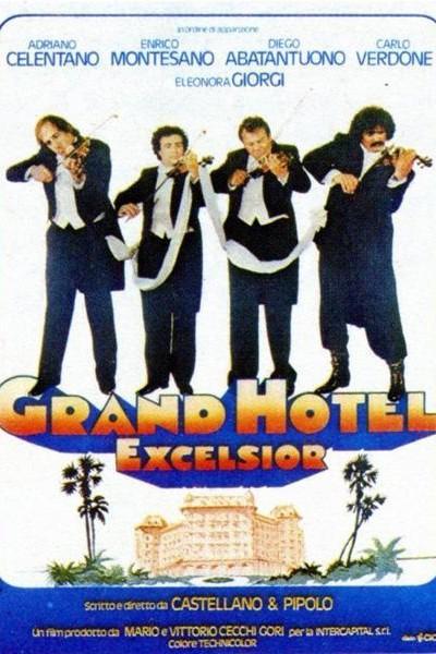 Caratula, cartel, poster o portada de Jaleo en el hotel Excelsior