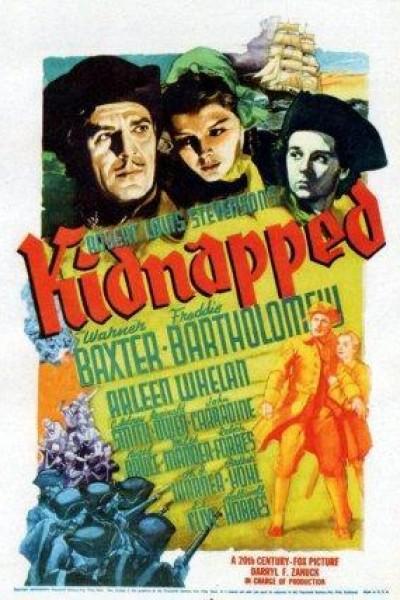 Caratula, cartel, poster o portada de Kidnapped