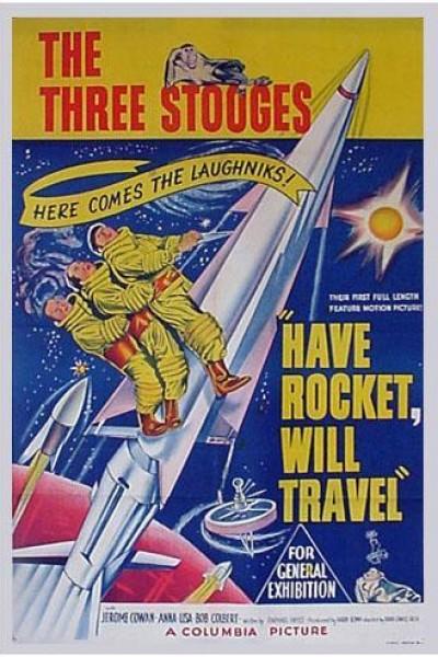 Caratula, cartel, poster o portada de Have Rocket, Will Travel