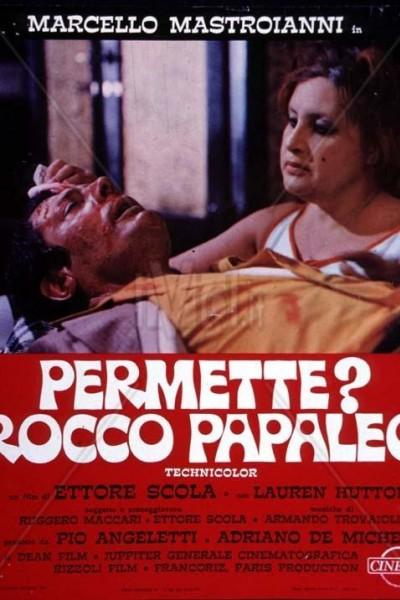 Caratula, cartel, poster o portada de Un italiano en Chicago (¿Me permite? Rocco Papaleo)