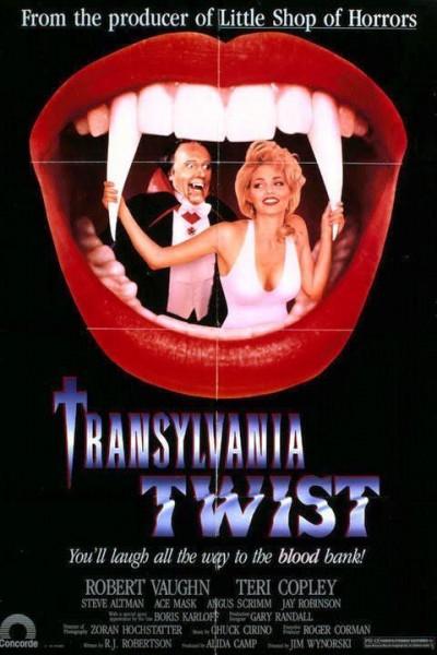 Caratula, cartel, poster o portada de Transylvania Twist