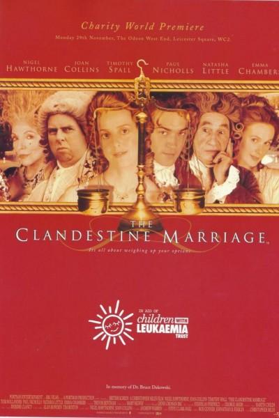 Caratula, cartel, poster o portada de The Clandestine Marriage