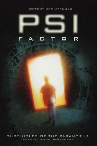 Caratula, cartel, poster o portada de Psi factor: Crónicas de lo paranormal