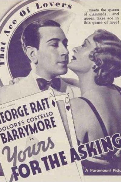 Caratula, cartel, poster o portada de Yours for the Asking