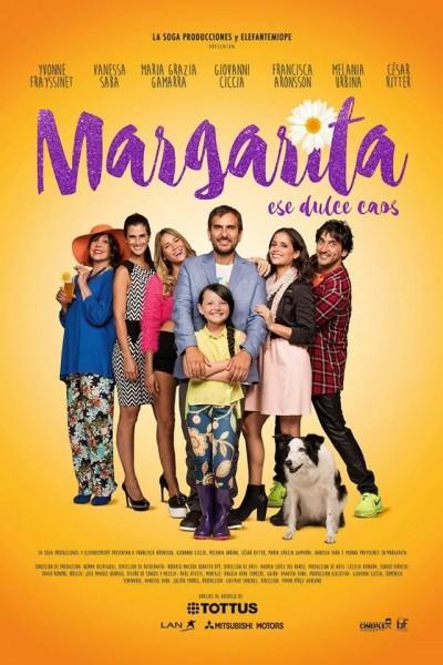 Caratula, cartel, poster o portada de Margarita