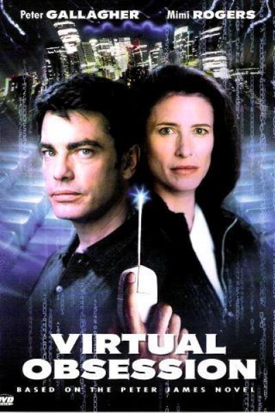 Caratula, cartel, poster o portada de Obsesión virtual