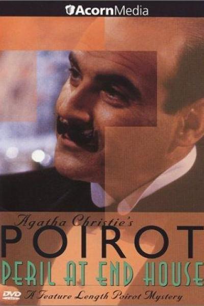 Caratula, cartel, poster o portada de Agatha Christie: Poirot - Peligro inminente