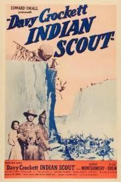 Caratula, cartel, poster o portada de Davy Crockett, el explorador indio