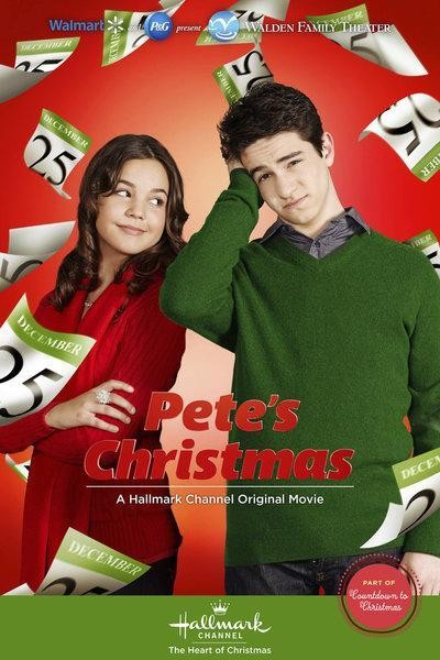 Caratula, cartel, poster o portada de Las Navidades de Pete