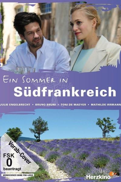 Caratula, cartel, poster o portada de Un verano en la Provenza