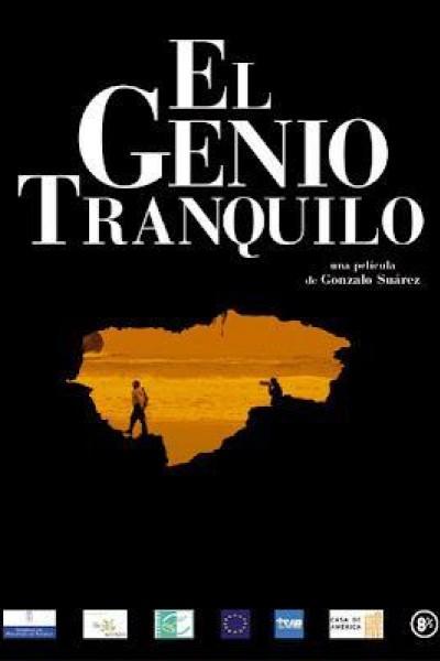 Caratula, cartel, poster o portada de El genio tranquilo