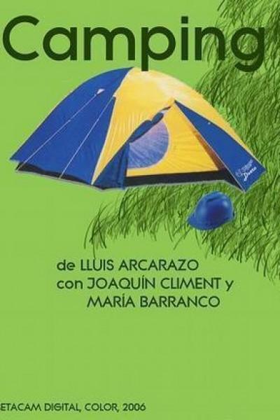 Caratula, cartel, poster o portada de Cámping
