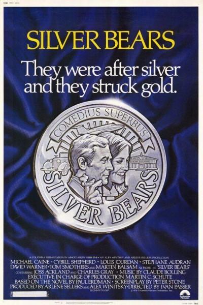 Caratula, cartel, poster o portada de Gigantes de plata