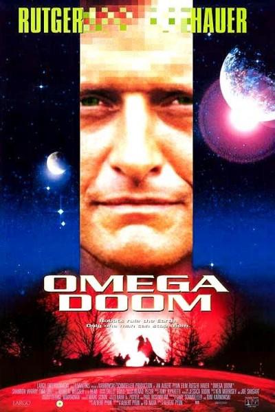Caratula, cartel, poster o portada de Apocalipsis Omega