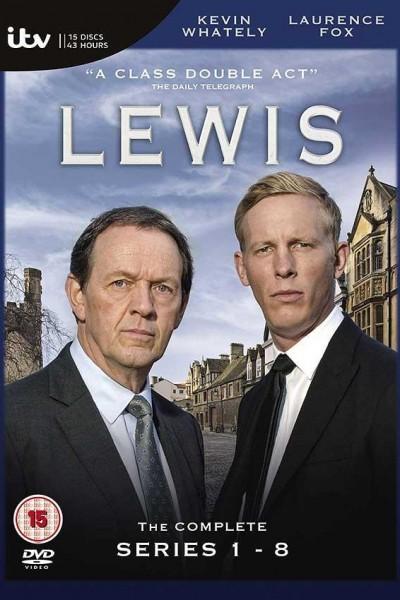 Caratula, cartel, poster o portada de Lewis