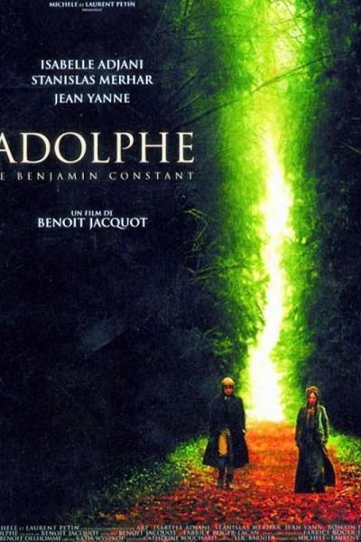 Caratula, cartel, poster o portada de Adolphe