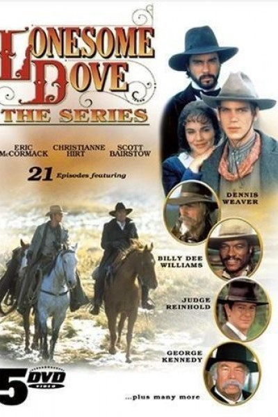 Caratula, cartel, poster o portada de Lonesome Dove: The Series