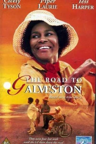 Caratula, cartel, poster o portada de Camino a Galveston