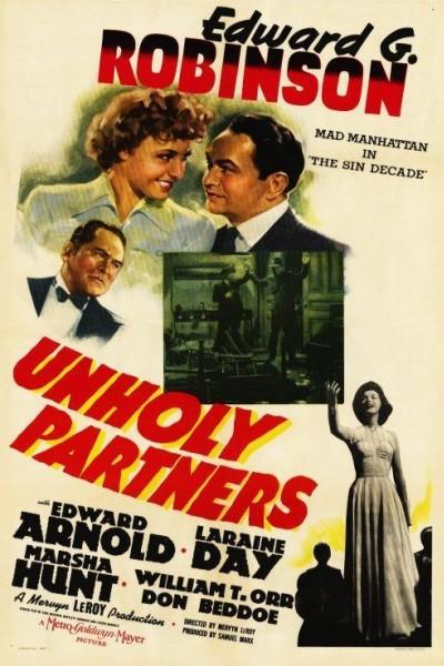 Caratula, cartel, poster o portada de Unholy Partners