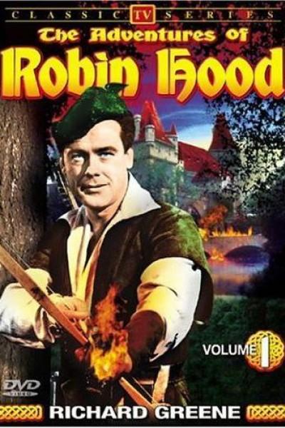 Caratula, cartel, poster o portada de Las aventuras de Robin Hood