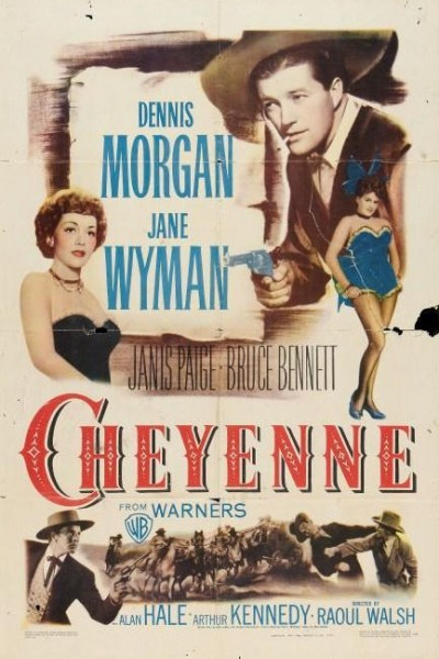 Caratula, cartel, poster o portada de Cheyenne