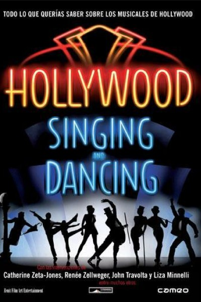 Caratula, cartel, poster o portada de Hollywood Singing and Dancing: Una historia musical